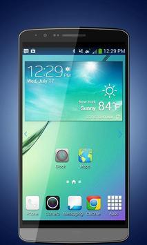 S7 Edge Theme and Launcher screenshot 2