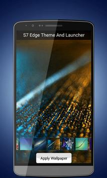S7 Edge Theme and Launcher screenshot 4
