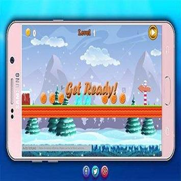 Jungle Castle Run screenshot 1