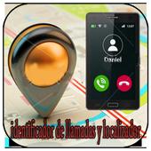 identificador de llamadas y localizador icon