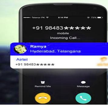 identificador de llamadas y localizador screenshot 2