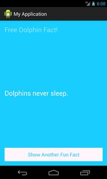 Free Dolphin Facts screenshot 1