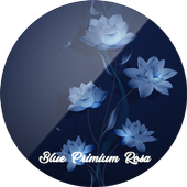 Tema-SXP Blue Rosa icon