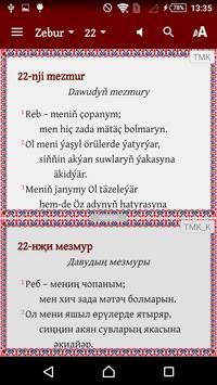 Mukaddes kitap (Tk) screenshot 6