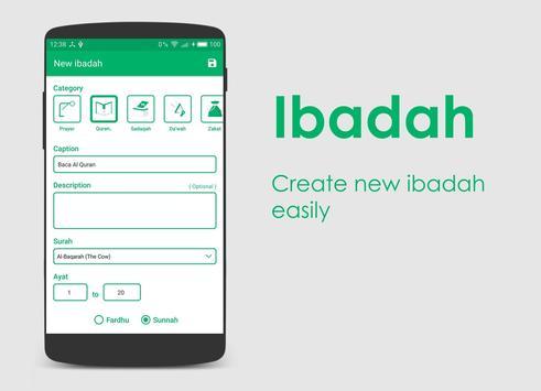 Ibadah Evaluation - Amal Yaumi screenshot 4