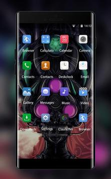 Theme for iBall Fab 18r Motorcycle Wallpaper apk screenshot