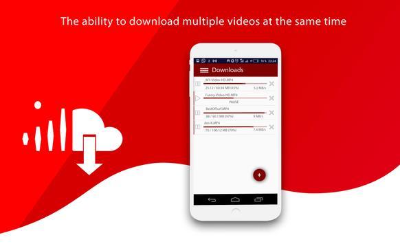 Vidwate Downloader  video HD apk screenshot