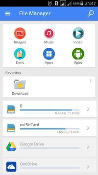 explorer android apk screenshot