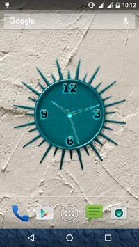 Awesome Clock Live Wallpaper screenshot 2