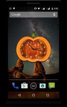 Fruit Clock Live Wallpaper screenshot 6