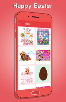 GIF Easter poster