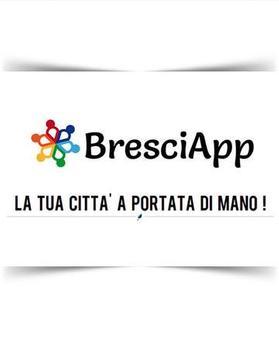 BRESCIAPP, Brescia e Provincia poster
