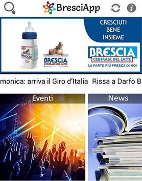 BRESCIAPP, Brescia e Provincia screenshot 1