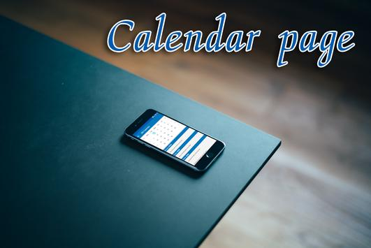 IBS Calendar apk screenshot
