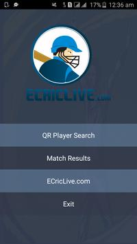 ECricLive poster