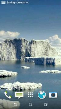 Iceberg Video Wallpaper apk screenshot