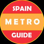 Spain Metro Guide icon