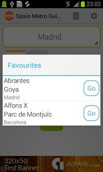 Spain Metro Guide screenshot 3