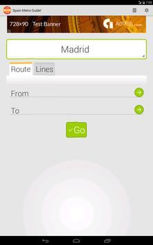 Spain Metro Guide screenshot 4
