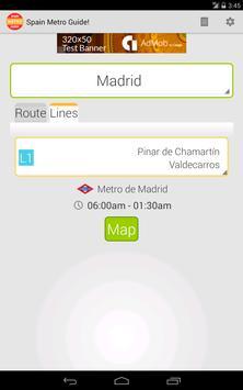 Spain Metro Guide screenshot 5