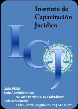 ICJ Cursos de alta calidad poster