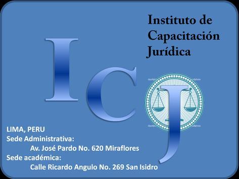 ICJ Cursos de alta calidad screenshot 1