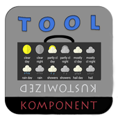 Weather IconPack Maker Kustom icon
