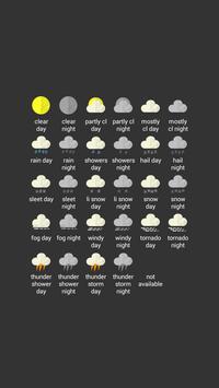 Weather IconPack Maker Kustom screenshot 2