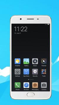 MIUI 9 icons pack , Launcher Miui 9 Free apk screenshot