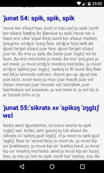 iCrazy English apk screenshot