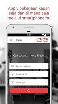 CREASI - Creative Job Search poster