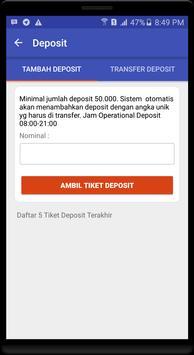 ArbMobile - Isi Pulsa & PPOB apk screenshot