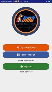 KMB REFILL poster