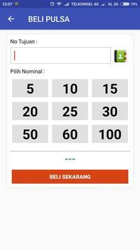 Prime Reload - Pulsa & PPOB screenshot 4