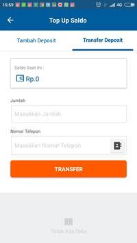 Telkomsel GTN screenshot 3