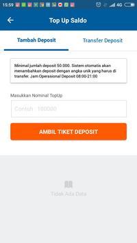 Telkomsel GTN screenshot 2