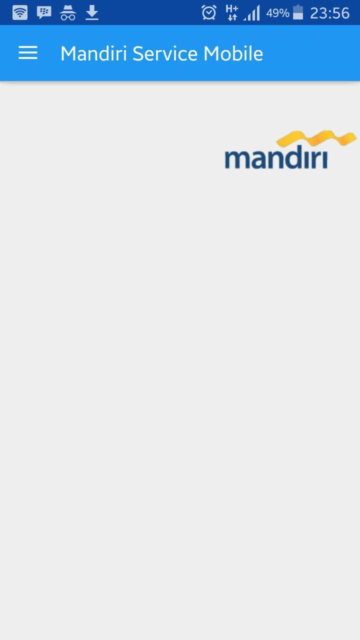 Mandiri Service Mobile For Android Apk Download