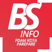 Informasi Pelanggan PDAM Kota Parepare icon