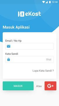 eKost Host apk screenshot