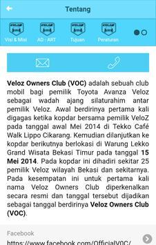 Official VOC screenshot 1