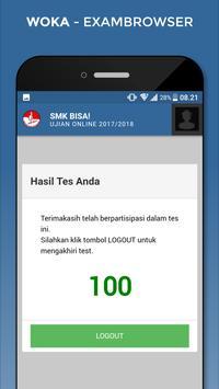 Woka - Exambrowser screenshot 7