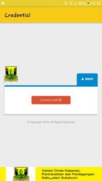 Dinas Koperasi Kab Sukabumi screenshot 3