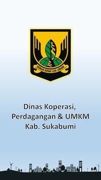 Dinas Koperasi Kab Sukabumi poster
