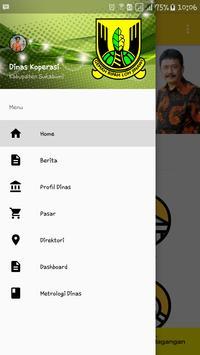 Dinas Koperasi Kab Sukabumi screenshot 6