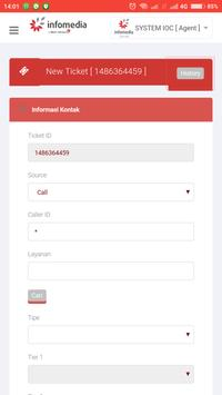 Tania Service Desk apk screenshot