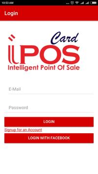 iPOS Card poster