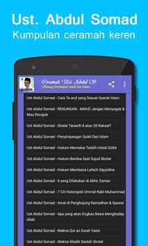 Ceramah Abdul Somad Lc poster