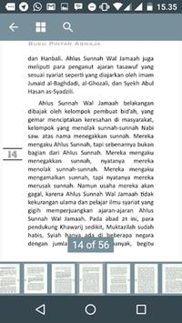 Buku Pintar Aswaja screenshot 4