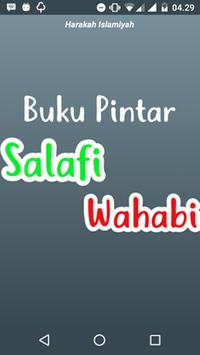 Buku Pintar Salafi Wahabi poster