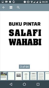 Buku Pintar Salafi Wahabi screenshot 4